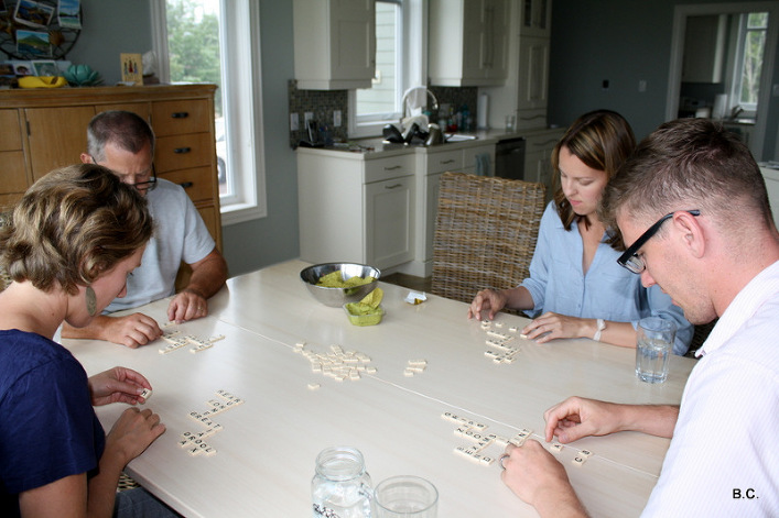 Bananagram time!