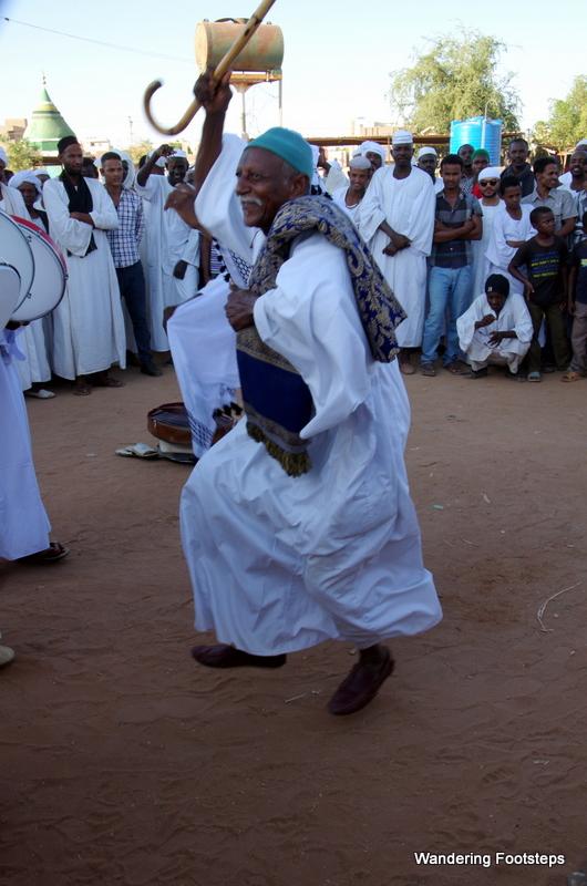 Spontaneous dancing
